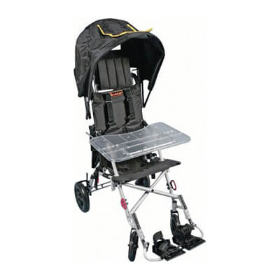 Drive Medical Upper Extremity Support Tray for Wenzelite Trotter Convaid Style Mobility Rehab Stroller