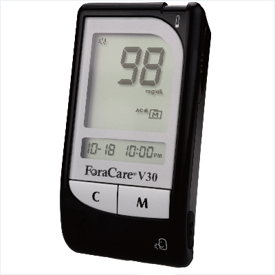 V30a Blood Glucose Monitoring System