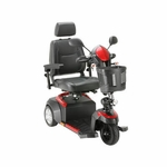 Drive Medical Ventura 3 Wheel Scooter with Captain Seat ventura318cs