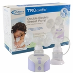Viverity TRUcomfort Double Electric Breast Pump