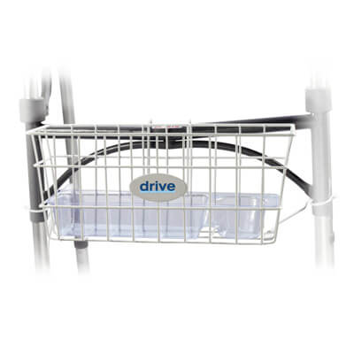 Drive Medical Walker Basket 10200b