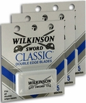 Wilkinson Classic Sword Double Edge Razor Blades - 5 ea (3 Pack)