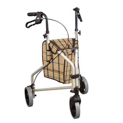 Drive Medical Winnie Lite Supreme 3 Wheel Rollator Walker 199