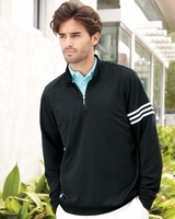 Adidas - ClimaLite Three-Stripe French Terry Pullover - A190 - S-3XL - 8 Colors