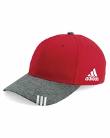 Adidas - Collegiate Heather Cap Baseball Hat - A625 - 7 Colors