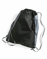 "adidas - Drawstring Gym Sack - A312 - 5 Colors - 15 3/4"" x 19 1/2"""