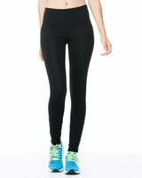 All Sport - Ladies Full Length Leggings (Yoga or Running) - W5019 - S-2XL