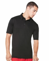 Alo Sport - Performance 3 Button Polo - M1809 - S-3XL - 8 Colors