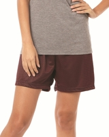 "Badger - Ladies 5"" Inseam Pro Mesh Shorts - 7216 - 10 Colors - S-2XL"