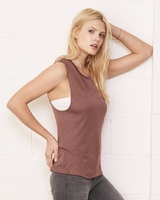 Bella + Canvas - Womens Flowy Scoopneck Muscle Tank - 8803 - S-2XL - 26 Colors
