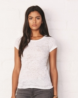Bella - Ladies Bernadette Burnout T-Shirt - 8601 - 2 Colors - S-2XL