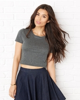Bella - Ladies Crop Top - 6681 - 4 Colors - XS/S M/L