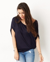 Bella - Ladies Flowy Circle Top - 8806 - 5 Colors - S-2XL