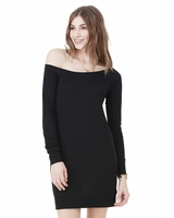 Bella - Ladies Lightweight Sweater Dress - 8822- 2 Colors - S-2XL