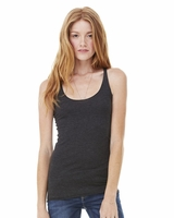 Bella Ladies Sylvia Tri-Blend Racerback Tank Top - 8430 - 7 Colors