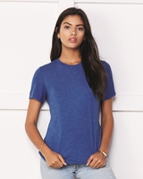 Bella - Missy Short Sleeve Crew Neck T-Shirt - 6400 - 28 Colors - S-2XL