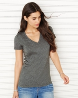Bella - Triblend Deep V-Neck Tee - 8435 - 12 Colors - S-2XL