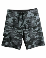 Burnside - Camo-Diamond Dobby Board Shorts - B9371 - 6 Colors - 30-40