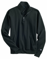 Champion - Double Dry Eco 1/4 Zip Pullover - S400 - S-3XL - 3 Colors