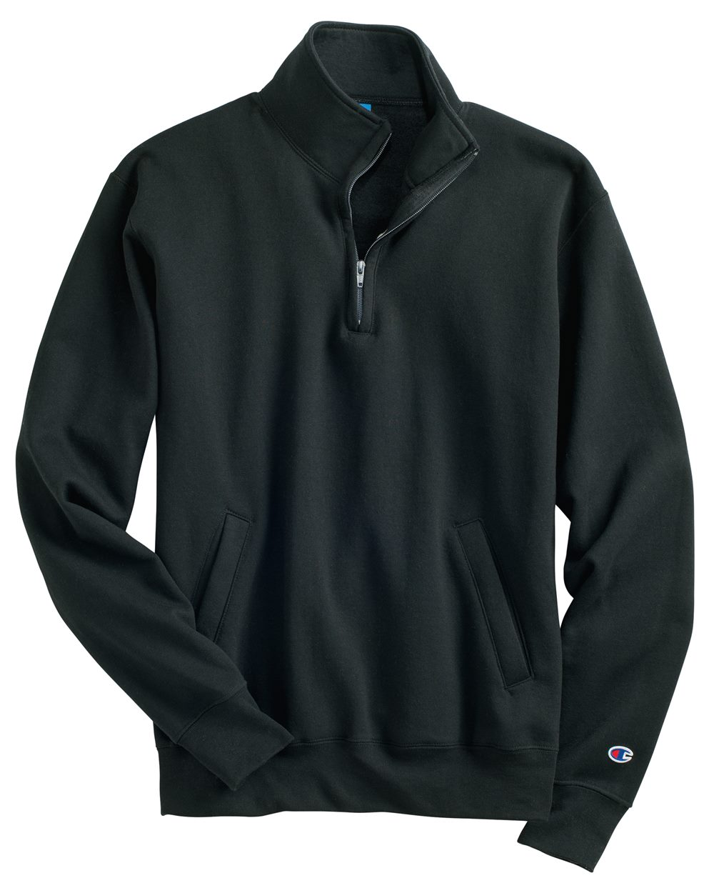 d0dc43b3adc Champion - Double Dry Eco 1 4 Zip Pullover - S400 - S-3XL - 3 Colors