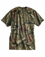 Code V - Mossy Oak Infinity Camouflage T-Shirt - 3970 S-4XL