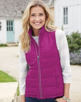 Colorado Clothing - Ladies Durango Packable Puffer Vest - 7312 - 3 Colors - S-2XL