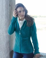 Colorado Clothing - Ladies Hooded Full-Zip - 6233 - 5 Colors - S-2XL