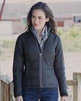 Colorado Clothing - Ladies Packable Puffer Jacket - 7311 - S-2XL