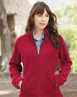 Colorado Clothing - Ladies Sport Fleece Full-Zip Jacket - 9634 - S-4XL - 5 Colors