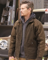 DRI DUCK - Horizon Two-Tone Cotton Canvas Jacket - 5089 - S-3XL