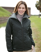 DRI DUCK - Solstice Ladies Thinsulate Lined Puffer Jacket - 9413 - S-3XL
