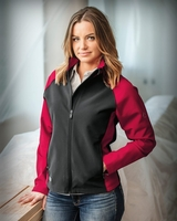 DRI DUCK - Women's Contour Soft Shell Jacket - 9439 - 2 Colors - S-3XL
