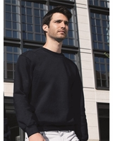 Gildan - Premium Cotton Crewneck Sweatshirt - 92000 - S-3XL - 6 Colors
