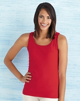 Gildan - Softstyle Junior Fit Tank Top - 64200L - S-2XL - 5 Colors