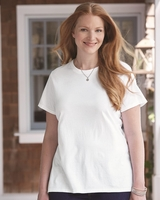 Hanes - Just My Size Women's Short Sleeve Tee - JMS20 - 6 Colors - 5 Sizes