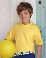 Hanes - Youth Beefy-T T-Shirt - 5380 - 14 Colors - XS-L