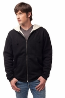 Independent Trading Co. - Monster Fleece Sherpa Lined Zip Hoodie - EXP40SHZ - 3 Colors - S-4XL