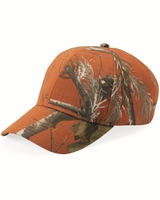 Kati - Structured Camo Basebal Hat - SN200 - 6 Colors