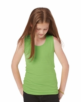 LAT - Girls Fine Jersey Tank Top - 2690 - XS-L - 6 Colors