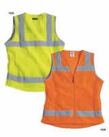 ML Kishigo - Women's Economy Safety Vest - 1525-1526 - M-XL