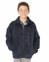 Sierra Pacific - Youth Full-Zip Fleece Jacket - 4061 - S-XL - 3 Colors