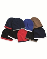 Sportsman - Bottom Striped Knit Beanie - SP09