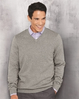 Van Heusen - V-Neck Sweater - 13VS003 - S-3XL - 3 Colors