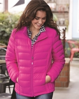 Weatherproof - Ladies Packable Down Jacket - 15600W - S-3XL - 7 Colors