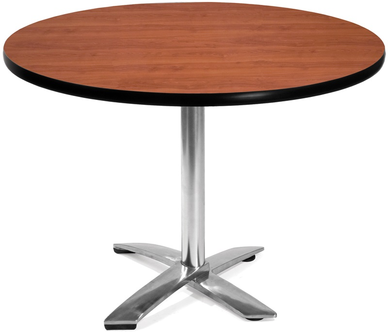Multi Purpose Table 42'' round flip-top multi-purpose table - cherry, kft42rd-chy