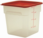 Food Pans and Storage Containers