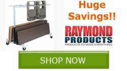 Raymond Products Dolly Sale!! Save Now!!
