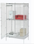 Secure Storage and Shelving