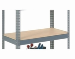 Shelf Decking and Supports