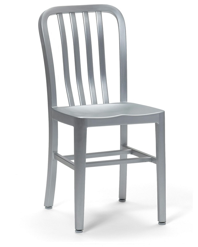 Click on a thumbnail to Enlarge  sc 1 st  RestaurantFurniture4Less.com & Welded Brushed Aluminum Chair 7008 | RestaurantFurniture4Less.com islam-shia.org